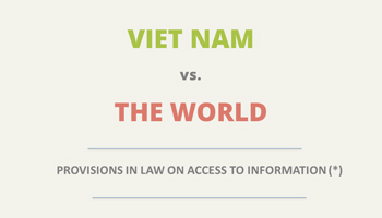 Law on Access to Information of Vietnam in Comparison with International Standards